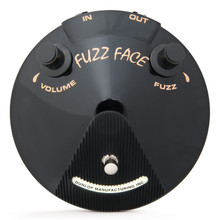 Dunlop JB-F3B Joe Bonamassa Fuzz Face - black