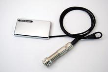 Lace USA Ultra Slim Acoustic pickup - chrome