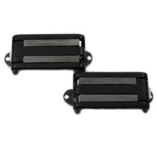 Lace Aluma P Bass pickup - black anodized