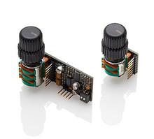 EMG BQC 3-Band EQ Active Bass Tone Control - 2x concentric pots