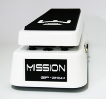 Mission Engineering EP-25K Expression Pedal w/25k pot - white