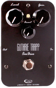 Rockett Pedals Guthrie Trapp Signature Overdrive pedal