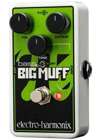 Electro-Harmonix Nano Bass Big Muff fuzz pedal