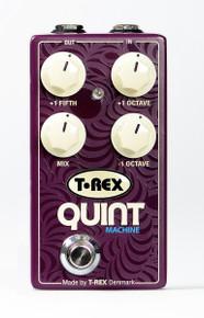 T-Rex Quint Machine Four Tone Generator / Octave pedal