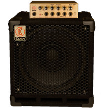 "Eden Amplification EGRW1264 WTX264 Bass Amp & EX112 1x12"" Bass Cab"