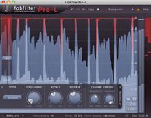 FabFilter Pro-L Brickwall Limiter Plug-in - download