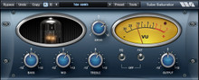 Wave Arts Tube Saturator Tube Amp plug-in - download
