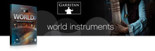 Garritan World Instruments Sound Library - download
