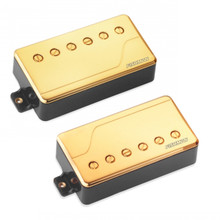 Fishman Fluence Classic Humbucker pickup set gold