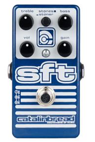 Catalinbread SFT Ampeg Amp Emulation Overdrive pedal