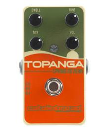 Catalinbread Topanga Spring Reverb pedal