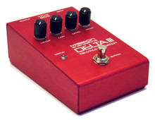 Mission Engineering Delta III Germanium Overdrive / Distortion / Fuzz pedal - limited edition