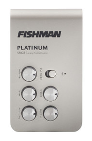 Fishman Platinum Stage Analog EQ / DI Preamp