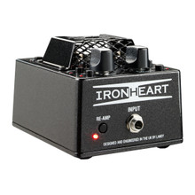 Laney Ironheart Pulse Tube Desktop Preamp / Reamp / USB Interface