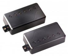 Fishman Fluence Classic Humbucker pickup set, black nickel