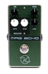Keeley Electronics Magnetic Echo Delay pedal w/ modulation