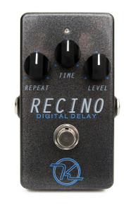 Keeley Electronics Recino Digital Delay pedal