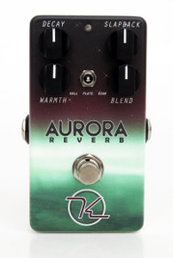 Keeley Electronics Aurora Digital Reverb pedal