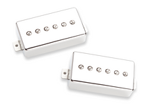 Seymour Duncan Phat Cat P-90 Humbucker Replacement pickup set - nickel
