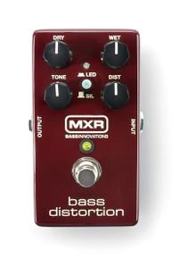 MXR M-85 Bass Distortion pedal
