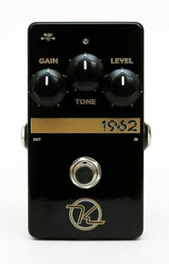 Keeley Electronics 1962 Overdrive pedal - black
