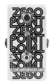 Catalinbread Zero Point Studio Manual Tape Flanger pedal