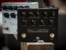 Seymour Duncan Palladium Gain Stage High Gain Distortion pedal - black