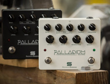 Seymour Duncan Palladium Gain Stage High Gain Distortion pedal - white