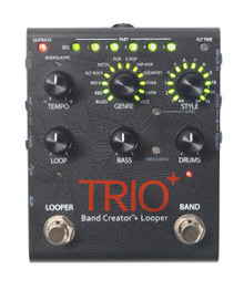 Digitech Trio Plus Band Creator / Looper pedal