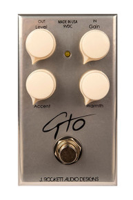 Rockett Pedals GTO Tour Series Overdrive pedal