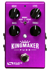 Source Audio One Series Kingmaker Fuzz pedal
