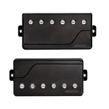 Fishman Fluence Devin Townsend Humbucking pickup set - black nickel