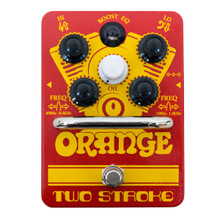 Orange Two Stroke EQ & Boost pedal
