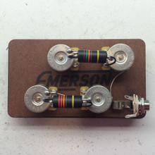Emerson Custom Tele Deluxe Prewired Kit - 500K Pots