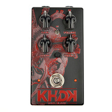 KHDK Electronics Dark Blood Kirk Hammett Signature Distortion
