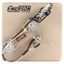 Emerson Custom Tele 3-Way Prewired Kit - 500K pots