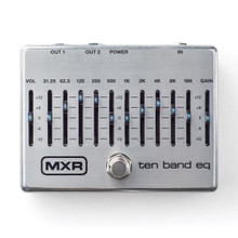 MXR M-108S Ten Band EQ pedal