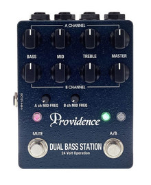 Providence Effector DBS-1 Dual Bass Station Preamp pedal