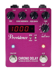 Providence DLY-4 Chrono Delay pedal w/tap tempo