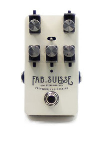 Tapestry Audio Fab Suisse Overdrive pedal