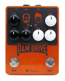 Keeley Electronics D&M Drive & Boost pedal