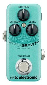 TC Electronic Hypergravity Mini Compressor pedal