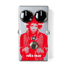 Dunlop JHM5 Limited Edition Jimi Hendrix Fuzz Face pedal