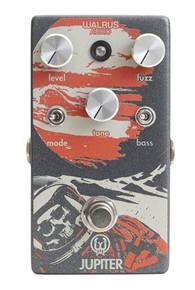 Walrus Audio Jupiter v2 Multi-Clip Fuzz pedal