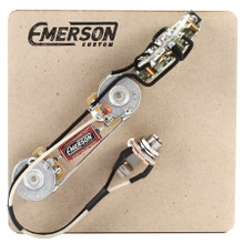 Emerson Custom Thinline Tele 3-Way Prewired Kit - 500k pots