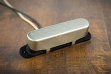Suhr Andy Wood Woodshed T-Style Neck pickup - raw nickel