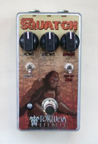 Tortuga Effects Junior Sasquatch Germanium Fuzz pedal