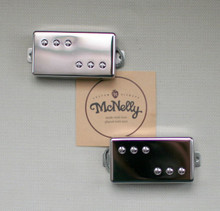McNelly Pickups Stagger Swagger Humbucker set - nickel cover