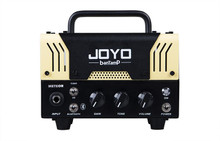 Joyo Meteor Bantamp 20w Mini Guitar Amp Head (high gain British tone) w/ bluetooth