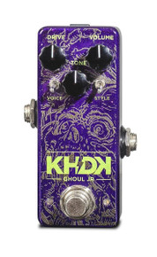 KHDK Electronics Ghoul JR Overdrive pedal